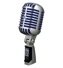 Shure Super 55 Deluxe Supercardioid Vocal Microphone