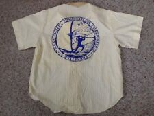 Vintage 1987 Op Ocean Pacific Shirt Boardsailing Championship Windsurfing