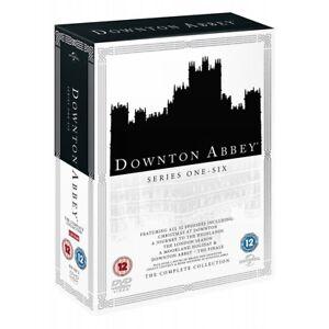 Downton Abbey - Series 1 - 6 (DVD, Boxset)