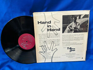 Joe Wise LP Hand in Hand Fontaine House 1002 Private Folk VG++