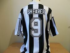 RARE ADIDAS NEWCASTLE UNITED SHIRT JERSEY 2006 SHEARER 9 MENS XL