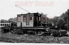 8DD961 RP 1948/70s NIAGARA ST CATHARINES & TORONTO RAILWAY SWEEPER #22