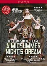 Shakespeares Globe on Screen A Midsummer Nights Dream [DVD] [2014]