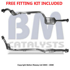 Fit with MERCEDES C180K S203 Catalytic Converter Exhaust 91312H 1.8 (Inc Fitting