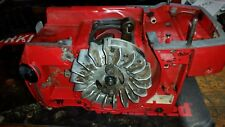 jonsered chain saw 630 / 625 super crankcase assy. with crankshaft