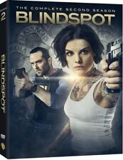 Blindspot ~ The Complete 2nd Second Season 2 Two ~ BRAND NEW 5-DISC DVD SET