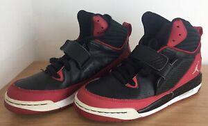 Nike Jordan Flight 97 Trainers 654978-002 UK 5.5 / EU 38./ US 6Y Black/Red/White