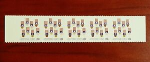 #5174 (20c Forever) - 5pcs - Additional Ounce Stamp Uncle Sam's Hat 2017 Mint NH