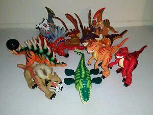 Imaginext dinosaur lot