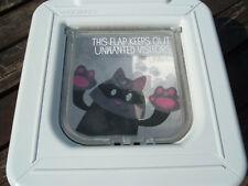 Cat Mate Elite Selective I. D. Disc Cat Flap. Model 306W.