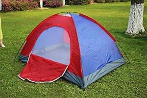 Dome Tent with Bag Portable For 6 Person For Picnic/ Camping, 220 x 250 x 150 cm