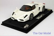 Ferrari Enzo Fuji White with Display Case Limited 99 pcs BBR 1/18 - No MR