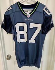Authentic Joe Jurevivius Seattle Seahawks Team Jersey 48 Pro Cut D Issued 2005