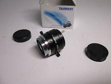 Objectif TAMRON  25mm 2/3  1:1,6  diamètre 25,5