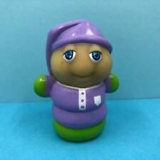 Vintage Glo Friends Glo Worm Glo Bug Gloworm Playskool Toy Figure 1980s