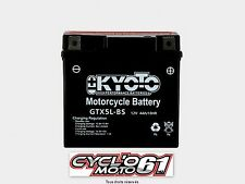 Batterie moto kyoto YTX5L-BS Yamaha CW 100 BW-S 1999 2000 2001 2002 2003