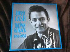 Johnny Cash - The Man In Black Vol.1 [5 CD Box Bear Family] 1954-1958