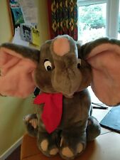 Elephant cuddly toy. Height 17 ins. Lovely. Li-Lo brand