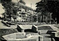 Cartolina di Treviso, giardini pubblici - 1965