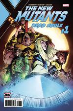 The New Mutants Dead Souls #1 (of 6) Comic Book 2018 Legacy - Marvel