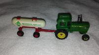ERTL 1/64 Scale John Deere 40 Series Tractor w/ Anhydrous Ammonia Tank