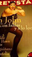 Eton John. 9 Páginas.