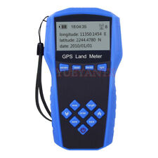Handheld GPS Test Devices Land Measuring Instrument Method Manual and Automatic