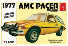 AMT 1008 1977 AMC PACER WAGON plastic model kit 1/25 On Sale!