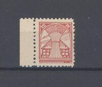 SBZ Mi.Nr. 18d, 12 Pfg. Freimarke 1945 **, geprüft BPP (32327)