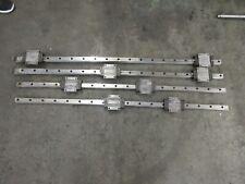 Thk Linear Guide Rail 56 Hsr35 H Nbr Cincinnati Cfv800 Cnc Vertical Mill Each 1