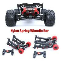 For 1/8 ARRMA KRATON EXB Durable Nylon Spring Wheelie Bar RC Car Repair Parts