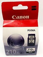 Canon PIXMA 210 XL PG-210XL Black Ink Cartridge Genuine New MX420 iP2700 MP270
