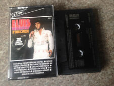 elvis forever music cassette double play     rare   fast dispatch