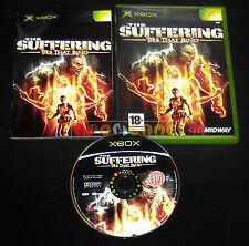 THE SUFFERING TIES THAT BIND XBOX Versione Ufficiale Italiana  ○○○○○ COMPLETO