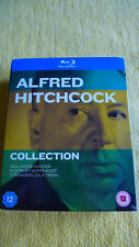 Hitchcock Box Set Blu-ray Collection: 3 movies