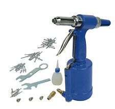 Compressed Air Rivet Gun Brüder Mannesmann Werkzeuge M 1595 German Quality NEW