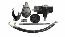 """Borgeson 999014 - 1958-64 Chevy Power Steering Conversion - SBC SWP 3/4""""-36"""
