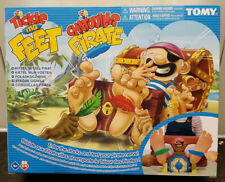 T72550 TOMY Tickle Me Feet Family Fun Game Toddler Children Age 4 Years