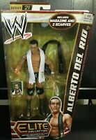 Mattel WWE Elite Collection Action Figure Series 21 Alberto Del Rio