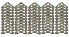 Lightweight Steel Chassis Gussets - 50 Pack  #1148