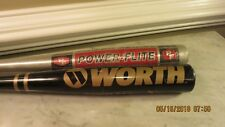 Tee Ball Bats Worth Model Tw2 Power-Flite - Two (2) Bats