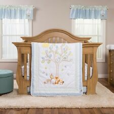 Trend Lab 102360 Forest Tales 6 Piece Crib Bedding Set NEW
