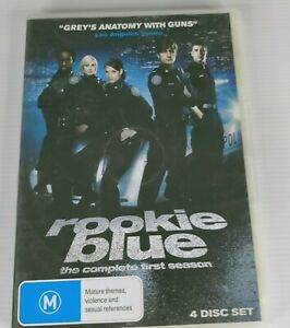 Rookie Blue TV show season 1