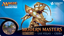 MTG Magic The Gathering Ultra Pro Grand Prix Utrecht Playmat Etched Champion