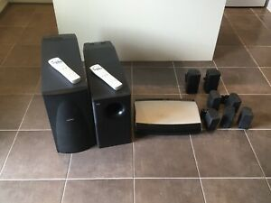BOSE Lifestyle 35 Home Entertainment System + Acoustimass 5 Series IV