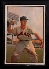 1953 BOWMAN COLOR #18 NELSON FOX EX D8101