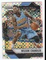 2016-17 Panini Prizm Basketball Starburst Prizm #176 Wilson Chandler Nuggets