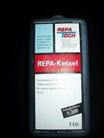 Dichtungsmittel für Heizkessel REPA Tech Kessel Flüssiger Heizungsdichter 1ltr.