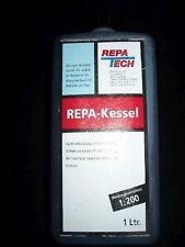 Dichtungsmittel für Heizkessel REPA Tech- Kessel Flüssiger Heizungsdichter 1ltr.
