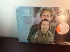SIMON AND GARFUNKEL BRIDGE OVER TROUBLED WATER CBS/SONY SONX-60135 Japan NM